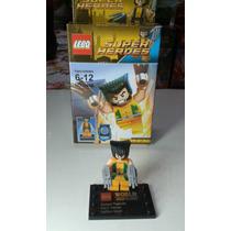 Boneco Wolverine Lego Super Heroes Marvel E Dc