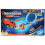 Pista Lanzadora Compatible Con Hot Wheels Juguetes