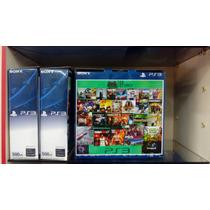 Playstation 3 De 500 Gb + De 60 Juegos De Regalo