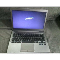 Ultrabook Samsung Intel Core I3-3217u, Hd 500gb Zerado