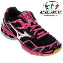 Tenis Mizuno Bolt 3 Voleibol - Original + Nf - De: R$299,90