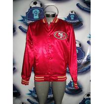 Chamarra Clasica Oficial Nike Nfl 49ers De San Fransisco