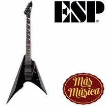 Esp Arrow401 Guitarra Elec Set Thru Neck Caoba Emg 81 Y 85
