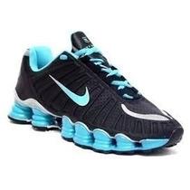 Nike Shox 12 Molas Original Na Caixa + Frete Grátis!!