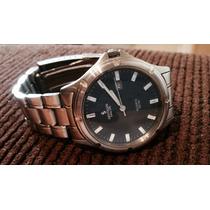 Relógio Seculus Long. Life Quartz 5atm