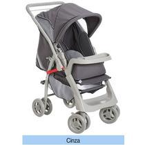 Carrinho De Bebê Berço Passeio Reversível Galzerano Pegasus