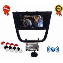 Kit Dvd Multimidia Saveiro G5 Sensor Camera De Ré Usb