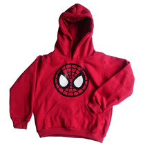 Buzo Con Capota Niños Spiderman