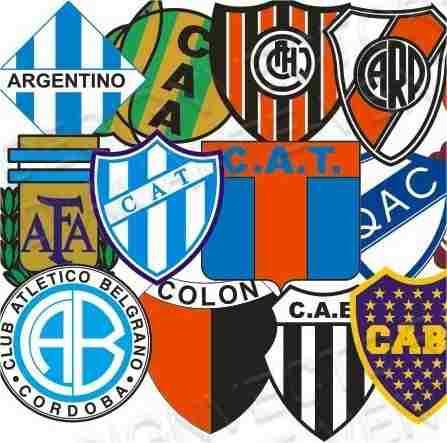 1000 Escudos Futbol Vectorizados - Estampar Sublimar Calcos -   59 ... 84a5713a8c308