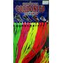 Cordones Fluor X 12 Pares