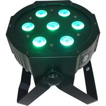 Parled E-lighting Ld Flat 703 Tri 7x3w Tacho Proton Bañador