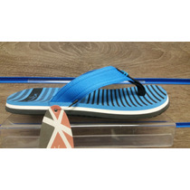 Chinelo Kenner Sandália Frete Grátis Novo Modelo Azul-preto