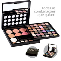 Paleta Make-up Toque De Natureza