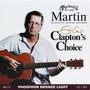 Cuerdas Martin De Eric Clapton Para Guitarra Acustica 12-54