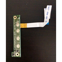 Botones De Volumen Para Lenovo Sl400 / Sl500