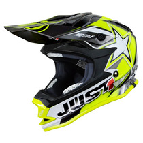 Cascos Just 1 Raptor Moto X Enduro Cross Cuatri 2 Ruedas