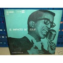 Sammy Davis Jr El Impacto De Sam Simple Argentino C/tapa