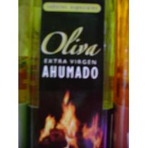 Aceite Oliva Extra Virgen Saborizado Ahumado 250 Cl