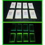 Polvo Fotoluminiscente Fosforescente Glow In The Dark X 25gr