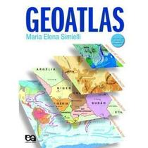 Livro Geoatlas Maria Elena Simielli
