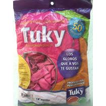 Globos Tuky 9 Pulgadas Para Helio - Decorar En Belgrano !!