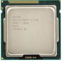 Processador Intel Core I3 2100 3.10 Ghz Lga 1155 2ª Geração