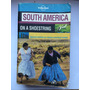 Guía Lonely Planet Sudamérica En Inglés. Año 2002