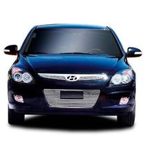 Sobre Grade Hyundai I30 Slim Inox - Gtnox