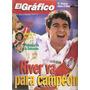El Gráfico 4026 E- Nacho Gonzalez- Racing 4 Boca 2/ Ortega