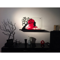 Cuadro Minimalista In Love Arte Diseño Hogar Casa Oficina