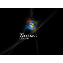 Windows 7 Ultimate 32 Bits C/ Mídia Fqc Glc-01800 Oem