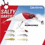 Isca Artificial Daiwa Salty Dartist 78f- 12x Sem Juros