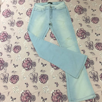 Calça Jeans Marca Canal 40 Usada