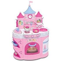 Juguete Disney Princess Royal Hablar Princesa De La Cocina