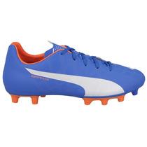Zapatos Futbol Soccer Evospeed 5.4 Fg Hombre 03 Puma 103286