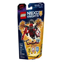 Lego Nexo Knights General Magmar Ultimate 70338