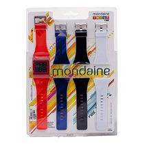 Relógio Mondaine Twist Vibe Troca Pulseira 94410l0mcnp1 Vpab