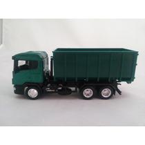 Miniatura Caminhão Scania Escala 1/43 Licenciado