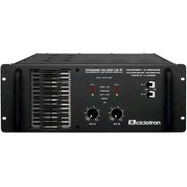 Amplificador Potência 5000w Ciclotron Dynamic 20000 2 H