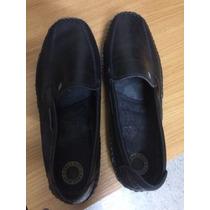 Sapato Tipo Mocassim Masculino Tamanho 41