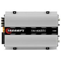 Taramps Ts 400x4 Amplificador Digital 400w Rms Mono Estereo