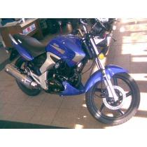 Tibo Zonda 200 Naked Automoto Sur, Pista, Calle