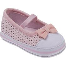 Sapato Bebê Cravinho Recém Nascido Feminino - Pimpolho