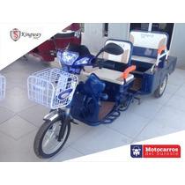 Motocarro Electrico Carga Y Pasajeros Oferta Buen Fin