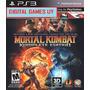 Mortal Kombat Komplete 9 Digital Ps3 - Digital Games Uy-