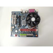 A Placa Mãe Pc Gigabyte Ga Vm900m Usado