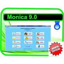 Monica 9.0. Programa Facturación Administrativo Contable