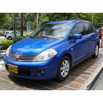 Nissan Tiida Hb Cc1800 Aut