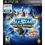 Playstation All Stars Battle + Dragon Ball Z Battle Of Z