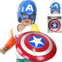 Escudo De Capitan America !! Oferta Ver Video